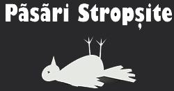 Pãsãri Stropşite Logo