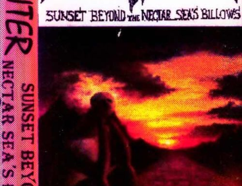 Disinter – Sunset Beyond the Nectar Sea's Billows